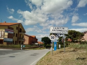 Welcome to Casette Antonelli. In other words, congrats on making it to the top of the hill.