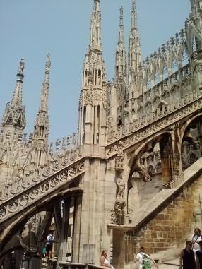 Duomo roof 13